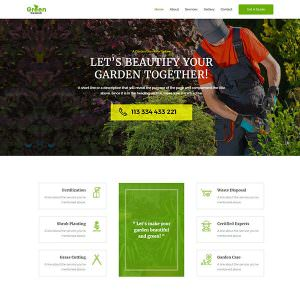 web design gallery southampton - gardening and landscaping