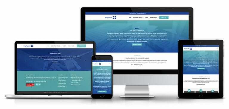 pay monthly web design